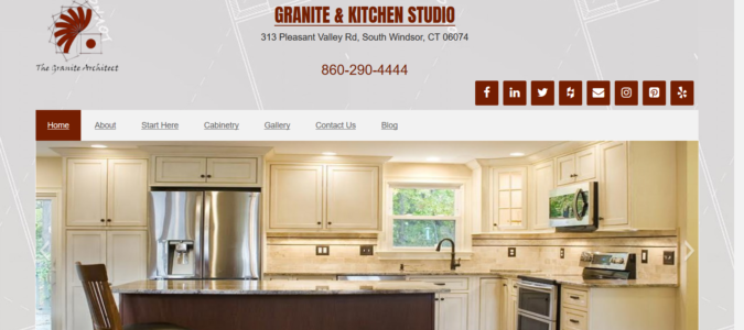 Granite Kitchen Studio - The Granite Architect